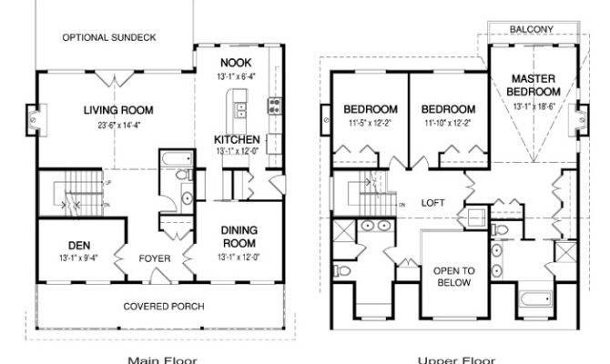 Cabot Post Beam Cedar Home Plans Homes Blog