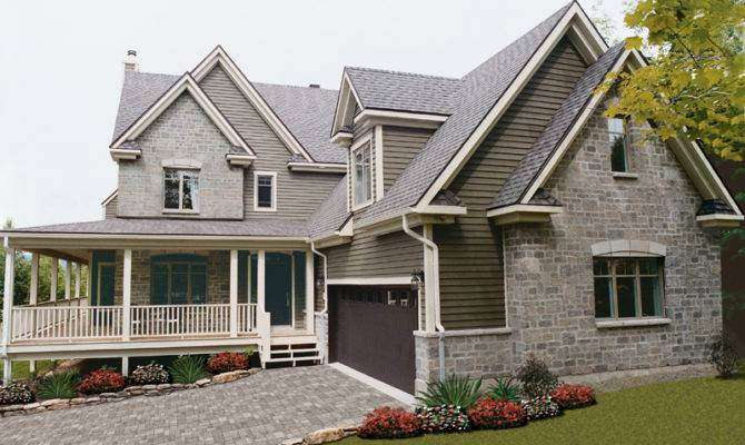 Cairnbrook Country Farmhouse Plan House Plans More