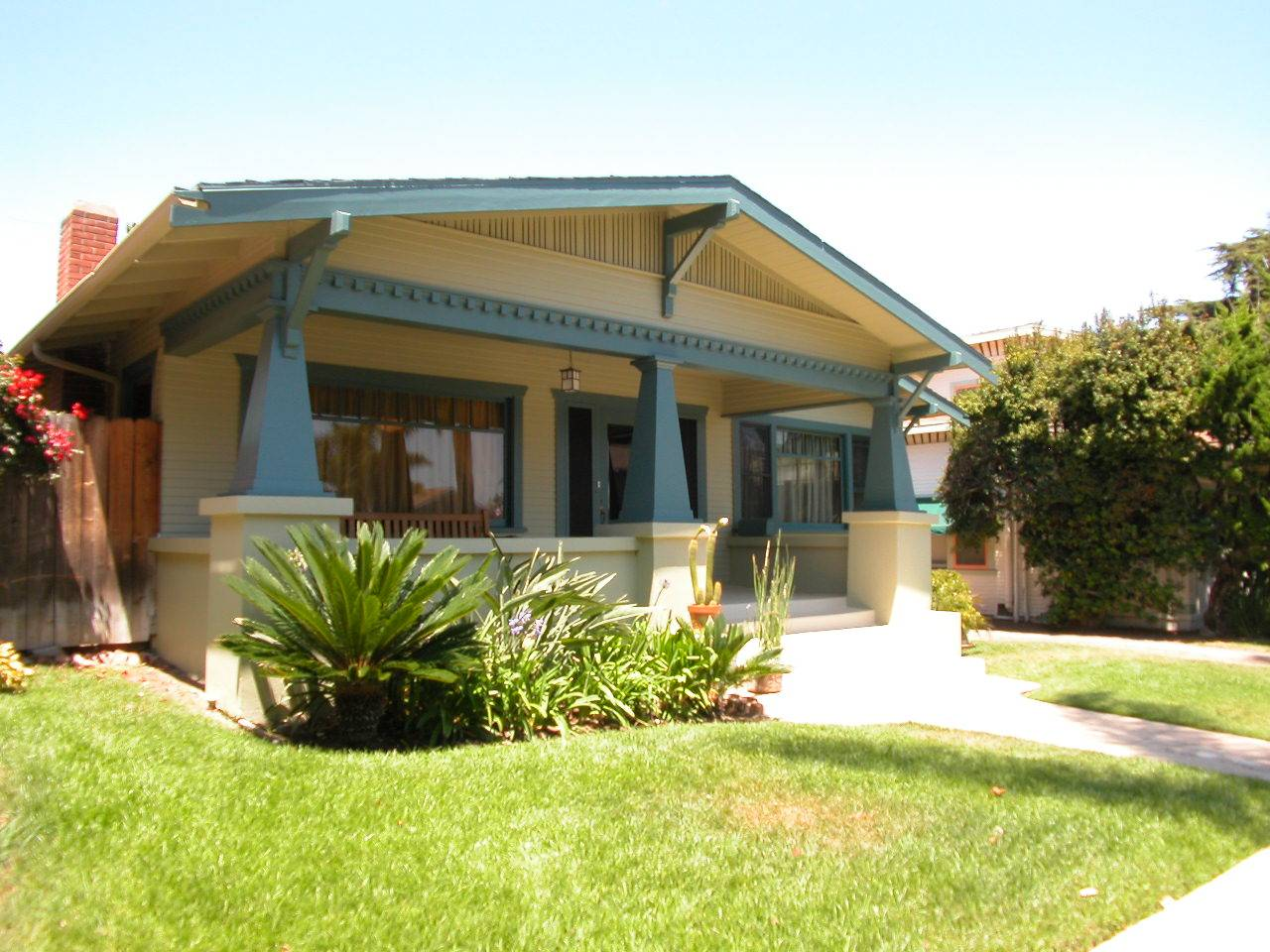 Cal Bungalow California Architecture Styles Features