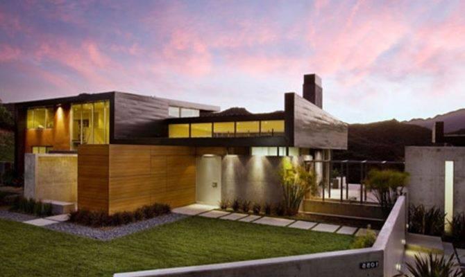 California Modern House Plans Beautiful Home