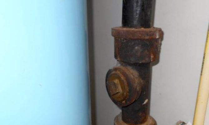 Can Tell Type Plumbing Pipe Have