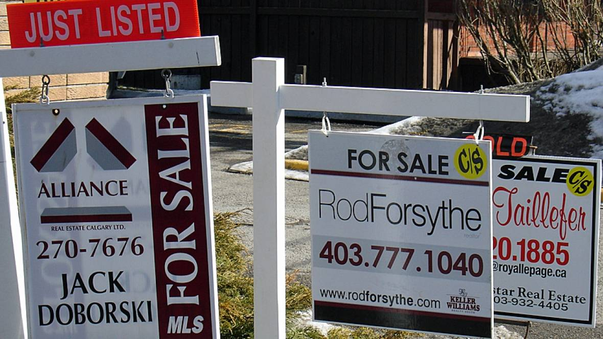 Canadian Home Prices Cooling Business Cbc News