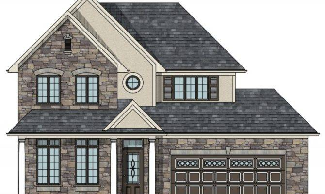 Canadian House Home Plans Design Style