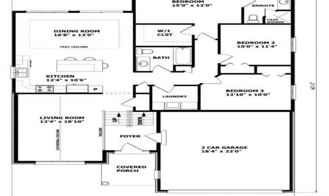 Canadian House Plans French Style
