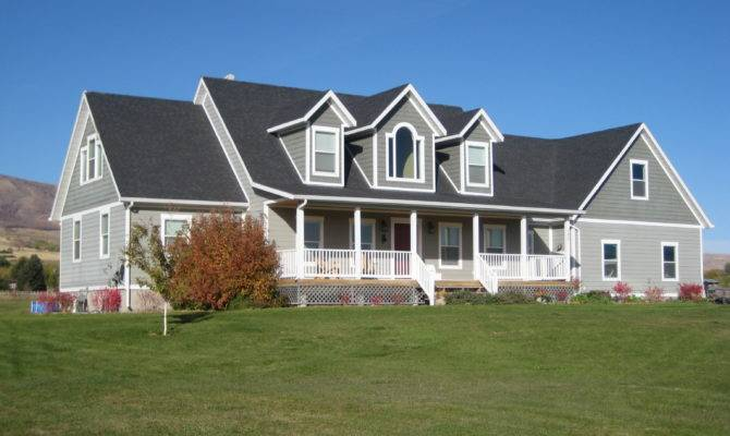 Cape Cod Executive Home Plans Sds
