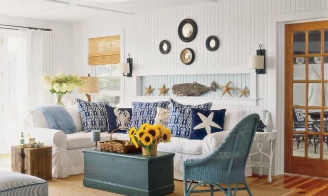 Cape Cod Home Decor Decorating Ideas