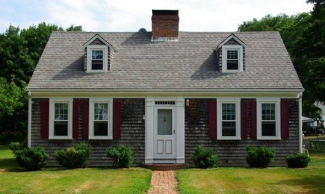 Cape Cod House Bob Vila