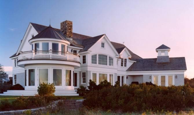 Cape Cod House Morehouse Macdonald Associates