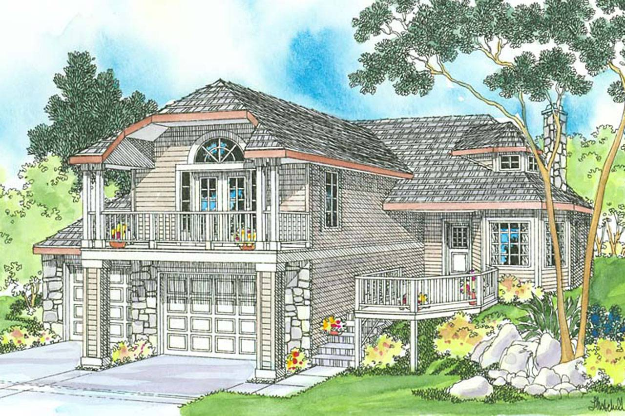 Cape Cod House Plans Covington Associated Designs