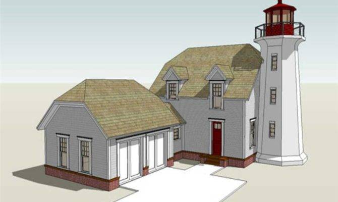 Cape Cod House Plans Lighthouse