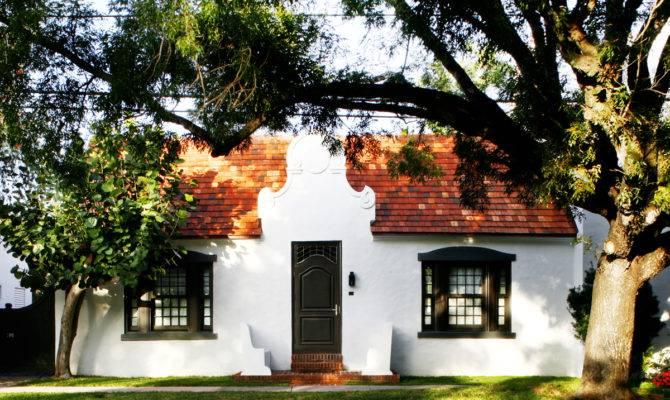 Cape Dutch House Penabad Architecture Urban
