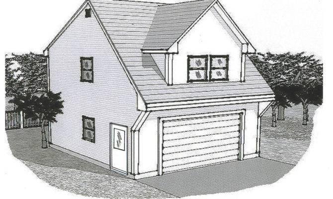 Car Carriage Garage Building Blueprint Plans Ebay