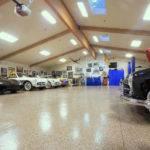 Car Collector Garage Pasadena