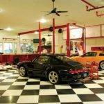 Car Collector Garage Plans Starmap Whitney Houston New