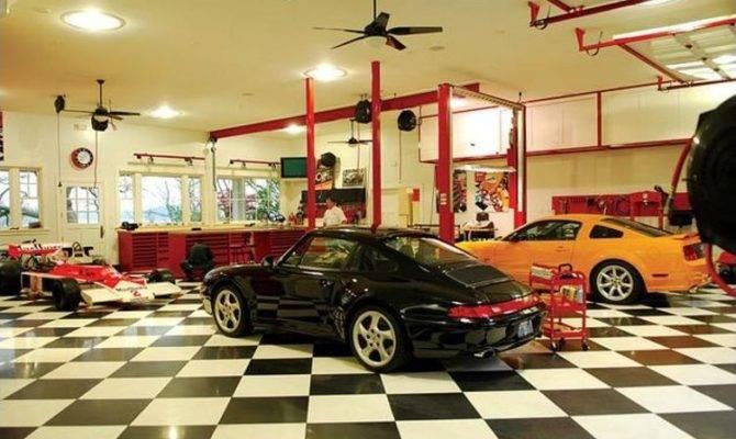 Car Collector Garage Plans Starmap Whitney Houston New