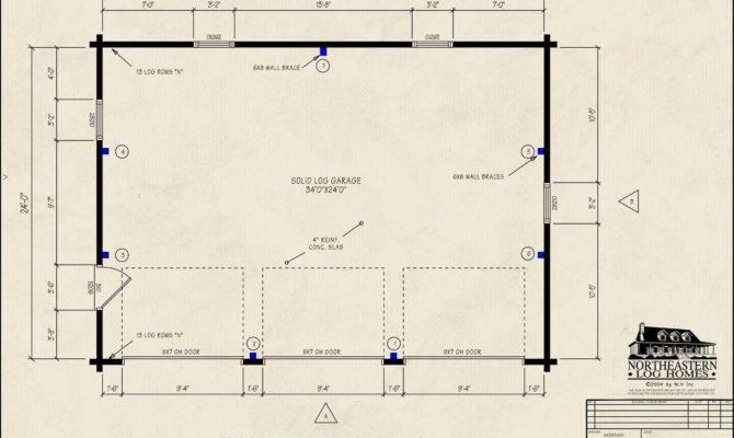Car Garage Floor Plans