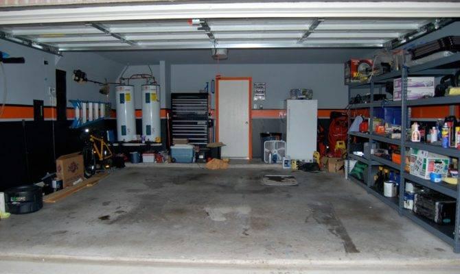 Car Garage Journal Board