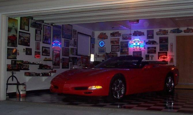 Car Garage Man Caves
