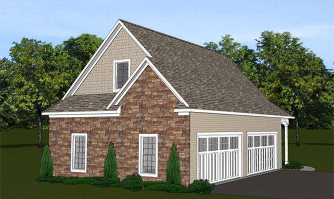 Car Garage Plans Loft Plan Ebay