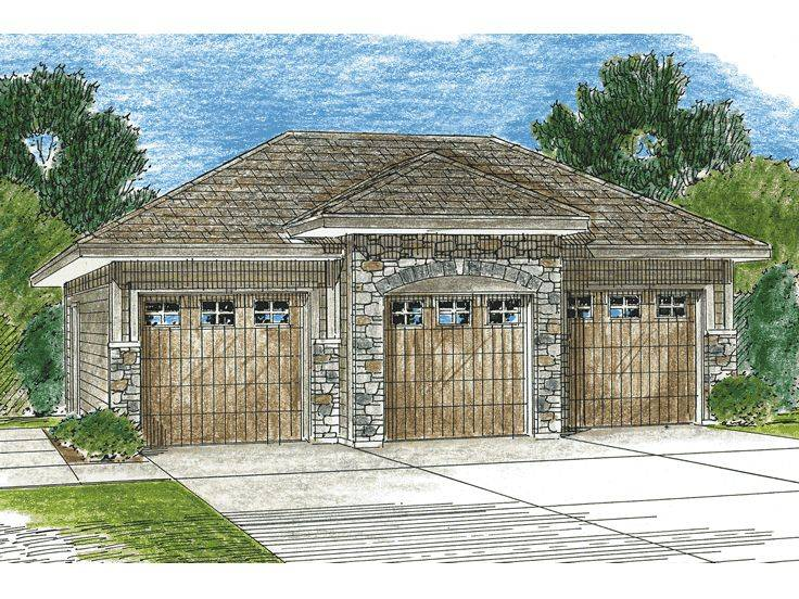 Car Garage Plans Three Plan Design