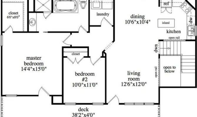 Car Garage Upstairs Living Plans Alp Chatham