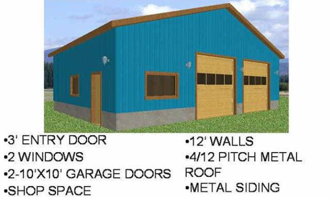Car Garage Workshop House Plan Reviews