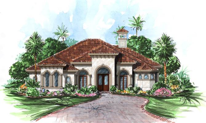 Caribbean House Plan Bimini Weber Design Group