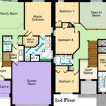 Carla Luxury Villa Floor Plan Jane Alan Lafrance