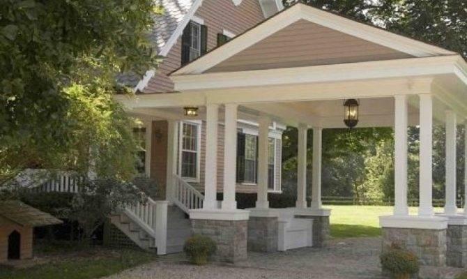 Carport Ideas Attached House Prestigenoir