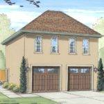 Carriage House Plans European Style Garage Apartment Plan Design