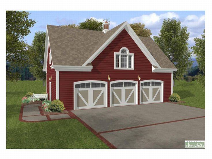 Carriage House Plans Plan Car