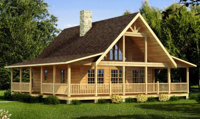 Carson Log Cabin Kit Plans Information Southland Homes