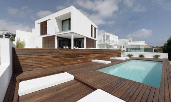 Casa Minimalista Menorca