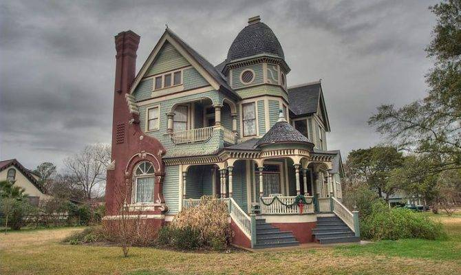 Casas Victorianas Pinterest Queen Anne House Beds