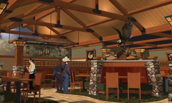 Casino Buffet Design Lodge Style Cor Soboba