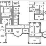 Castle Floor Plans Ground Plan
