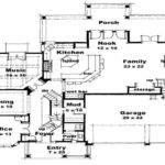 Castle Floor Plans Luxurious Design Style Medieval