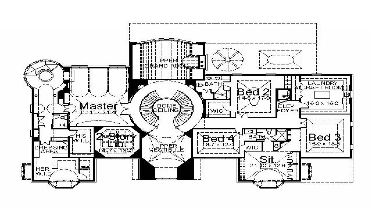Castle House Floor Plans Medieval Home