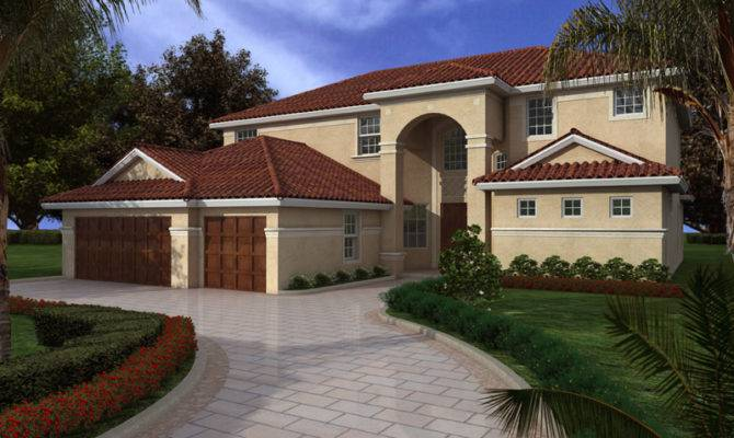 Catalina Canyon Santa Home Plan House Plans