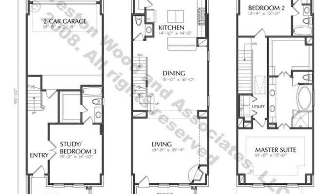 Catalog Townhouse Plans