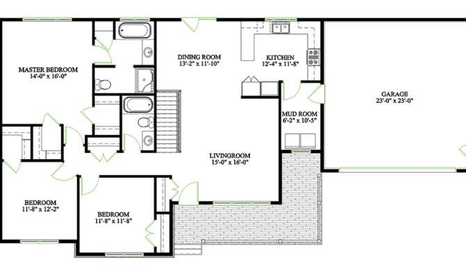 Cavendish Home Plan Kent Building Supplies