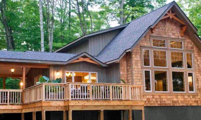 Cedar Homes Award Winning Custom Post Beam