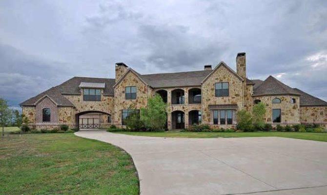 Celebrity Homes Dang Never Knew Celina Texas