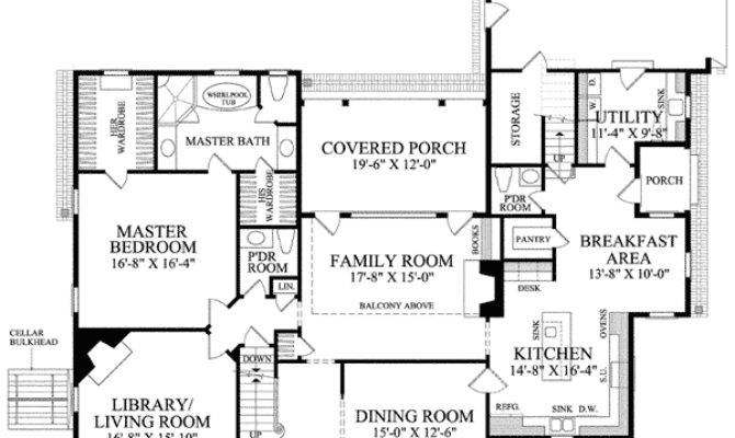 Center Hall Colonial Floor Master Suite