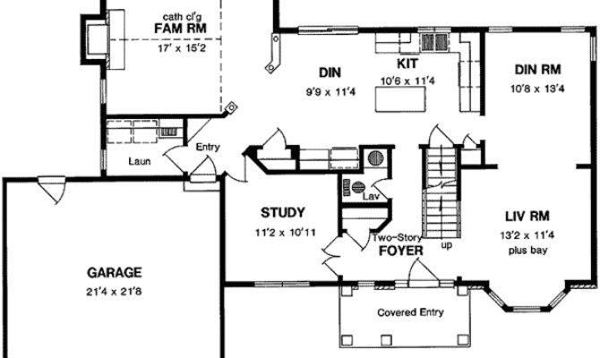Center Hall Colonial Floor Plans Gurus