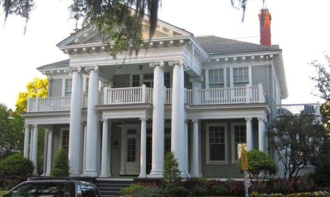 Century Colonial Revival West Savannah Georgia