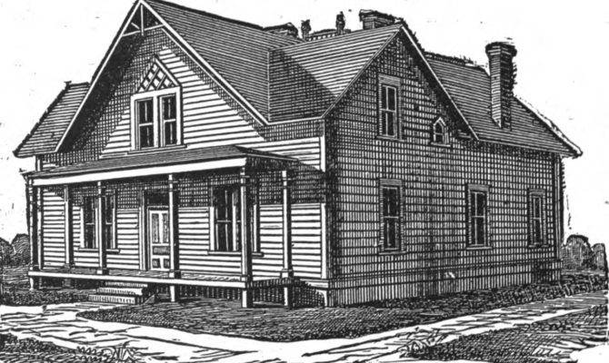 Century Historical Tidbits Rural House Plans