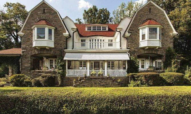 Century Old Dutch Colonial Style Retreat Just Shy