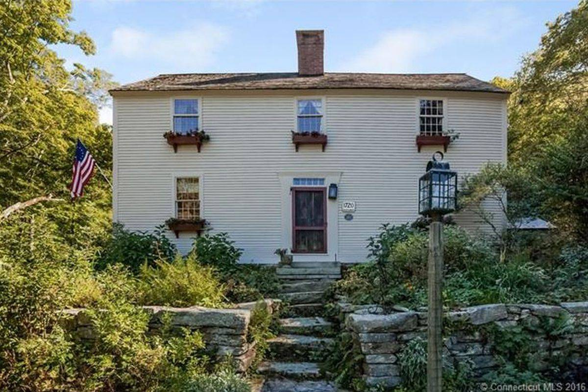 Century Saltbox Colonials Can Buy Right Now