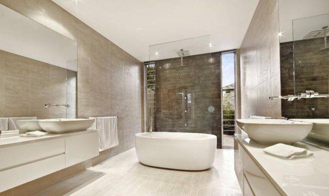 Ceramic Bathroom Design Australian Home